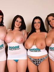 Bahamas Behind The Scenes^Score Land Big Tits girl sex girls big tits boobs busty babe babes