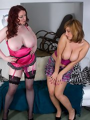 Jenny Badeau and Emily Cartwright suck tits and strapon fuck^Busty Britain Big Tits girl sex girls big tits boobs busty babe babes